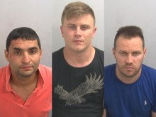 Jail for trio behind £9.5 million tobacco fraud