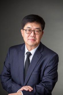 LG:s vd och teknikchef håller keynote-anförande på CES 2019