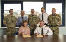 Northumbria signs up to Covenant