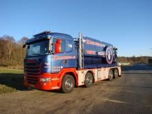 4-akslet Scania med 10 års drivlineaftale til JK Kloakservice