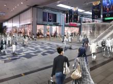 Nordstan lägger grunden för framtiden – nytt golv klart 2021
