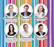 Hållbarhetsseminarium på temat Våga ta ansvar - nyckel till framgång.