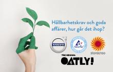Hållbarhet & goda affärer, hur går det ihop?