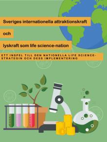 Sveriges Internationella attraktionskraft och lyskraft