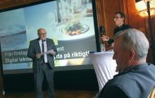 Nordiska ministrar diskuterar digitalisering av landsbygden – med hjälp av branschföreträdare från Vreta Kluster