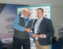 Ocean Signal - Southampton Boat Show: Ocean Signal rescueME MOB1 Voted Winner for Gear Innovation