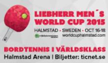 Svenskarna vidare till åttondelsfinal på World Cup i bordtennis!