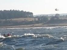 Frivilliga från Yngsjö och Skillinge nomineras till Årets Sjöräddare