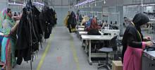 Hållbar klädproduktion i Pakistan.