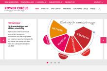 Power Circle lanserar ny hemsida