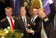 Vinnare av Arla Foods Guldko 2010: Skebo Herrgård i Uppland vinner Guldko för modigt miljöarbete