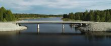 Invigning av nya Fåröbron