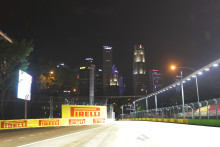 Soft och supersoft för kvällsracet i Singapore