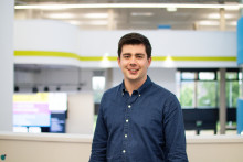 University of Leicester student wins prestigious business start-up partnership
