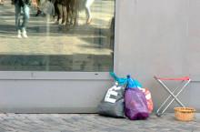 Föreläsning på Lidköpings Stadsbibliotek: Tiggare i Sverige – hur arbetar Stadsmissionen?
