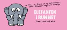 Elefanten i rummet - en ny samtalsserie från Stiftelsen Tryggare Sverige