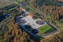Dansk renseanlæg optimerer driften med intelligente frekvensomformere