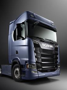 Scanias S-serie kåret til International Truck of the Year 2017