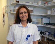 Länets första avancerad specialistsjuksköterska