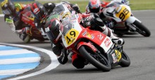 Dunlop levererar däck till MotoGP – stödjer ADAC Northern Europe Cup