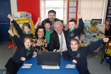 NI's first Community Fibre Partnership set to turn broadband black spot into hot spot