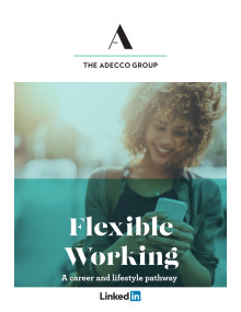 Flexible working: Career building and lifestyle pathway