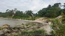 Förslag till erosionsskydd i Åhus