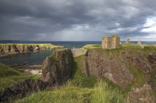 Dunnottar braced for 'monster rise' in visitor numbers
