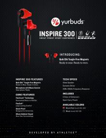 yurbuds 300 by JBL