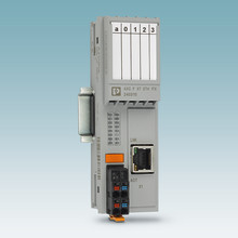 Udvidelsesmoduler til PLCnext Control controllere