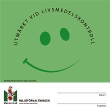 Malmö tar bort Smiley-systemet