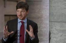 Martin Ådahl kommenterar Socialdemokraternas finansiering av vårbudgeten