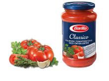 Barilla Classico, en klassisk favoritsås med traditionella italienska smaker!