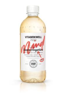 Vitamin Well Free Mind – nu med ingefära