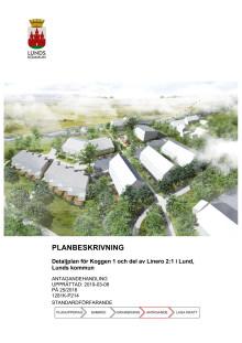 Planbeskrivning för Linero