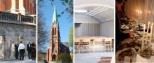 Johannessalen – möten, mingel och middagar i en minst sagt annorlunda miljö