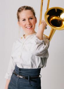 Lisa Bodelius får 2014 års Alice Babs-stipendium