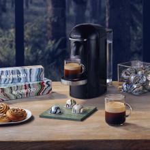 NYHET: Nespresso bjuder på fika - Smak av prinsesstårta och kanelbullar i nya Variations Nordic Indulgence