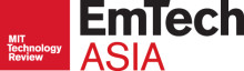 Media Invitation: Join us at EmTech Asia 2016