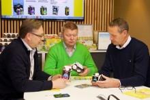 Usko kananmunaan toi Munax Oy:lle maakunnallisen yrittäjäpalkinnon