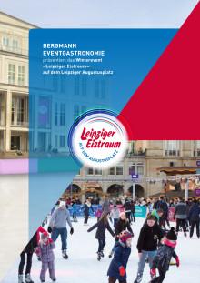 Präsentationskonzept des Leipziger Eistraums