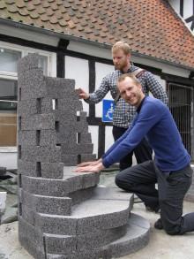 Leca® blokke hitter på Arkitektskolen Aarhus