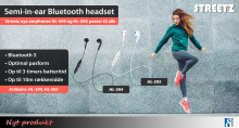 Bluetooth-hovedtelefoner som passer til alle