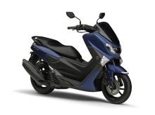 原付二種スクーター「NMAX ABS」の新色を発売 〜エレガントなマットブルーを採用〜