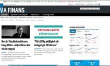 Premiär för VAfinans.se, en helt ny börssajt - för bättre investeringar