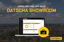 Datscha lanserar Showroom – Ny modul för att enkelt samla, visualisera och dela fastighetsdata