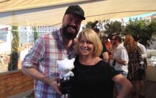 Berghs korad till världens bästa kommunikationsskola i Cannes - igen!