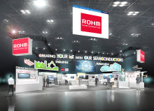 Please Visit ROHM Booth at CEATEC JAPAN 2017
