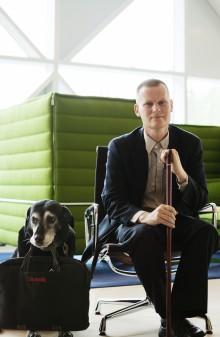 Magnus Berglund talar om framtidens turism på Näringslivsdagarna i Helsingborg 10 oktober