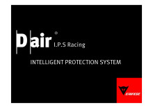 Dainese D-Air product presentation